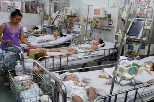 Thêm hai trẻ nhập viện tại TP.HCM vì bệnh sốt rét