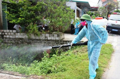 Hà Nội khống chế hơn 95% số ổ dịch sốt xuất huyết