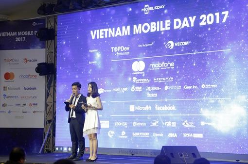 Vietnam Mobile Day 2017: Thúc đẩy phát triển hệ sinh thái startup trong lĩnh vực di động
