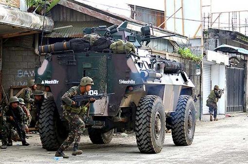 Philippines: Kết thúc lệnh ngừng bắn, giao tranh lại bùng phát mạnh tại Marawi