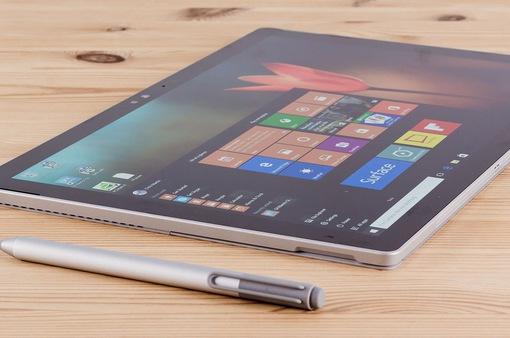 Ngày 23/5, Microsoft ra mắt thiết bị Surface Pro5