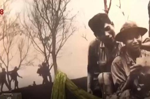 """Khai mạc trưng bày chuyên đề """"Đi qua cuộc chiến"""" tại TT-Huế"""
