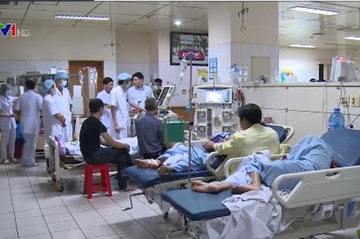 Tai biến y khoa nghiêm trọng tại Hòa Bình, 7 người tử vong
