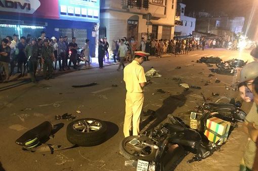 Tai nạn giao thông trong học sinh tăng cao