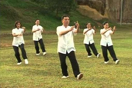 Tập Thái cực quyền để kéo dài tuổi thọ