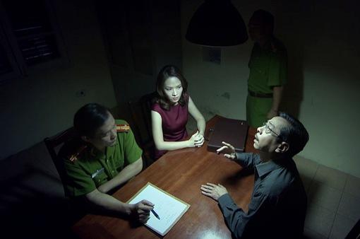 Tập 28 phim Người phán xử: Ông trùm mất trí nhớ