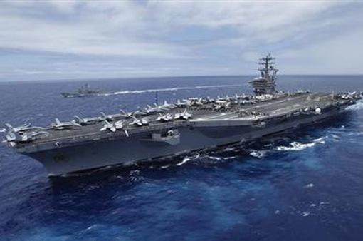 Tàu sân bay USS Nimitz có sức mạnh phòng thủ như thế nào?