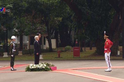 Tổng Bí thư thăm chính thức Indonesia