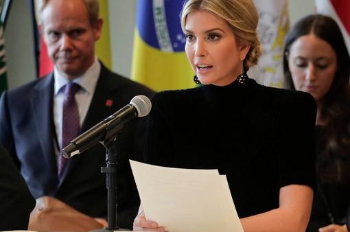 Phát biểu tại Liên Hợp Quốc, Ivanka Trump vấp phải chỉ trích