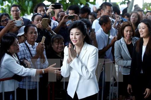 Cựu Thủ tướng Thái Lan ra tòa vì chương trình tạm trữ lúa gạo