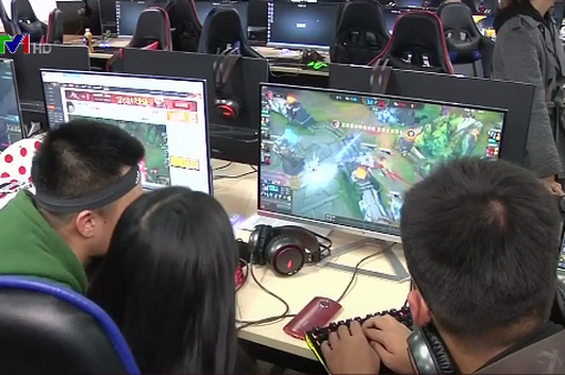 Bùng nổ thể thao điện tử tại Trung Quốc
