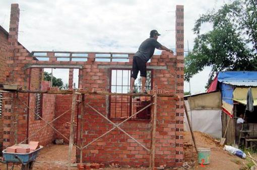 Đà Nẵng hỗ trợ nhà cho hộ chính sách khó khăn