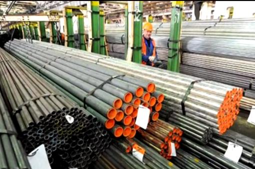 Mỹ áp thuế chống bán phá giá hơn 750% đối với thép Nga