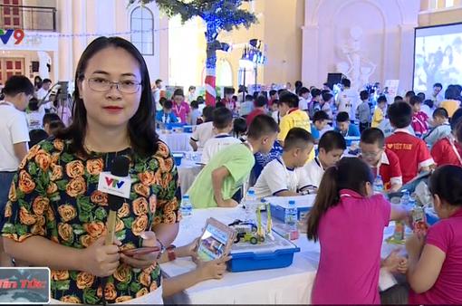 Lần đầu tiên tổ chức hội thi Khoa học ứng dụng cấp tiểu học tại TP.HCM