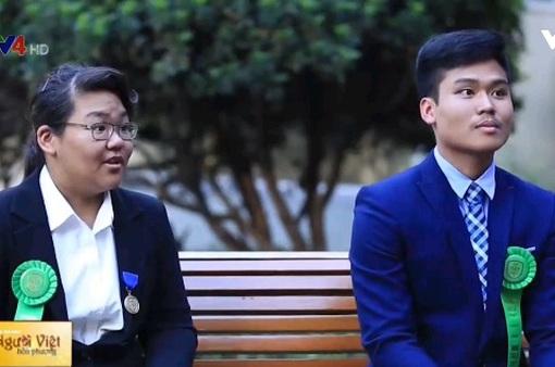 Trò chuyện cùng học sinh Việt Nam đoạt giải Tư tại Intel ISEF 2017