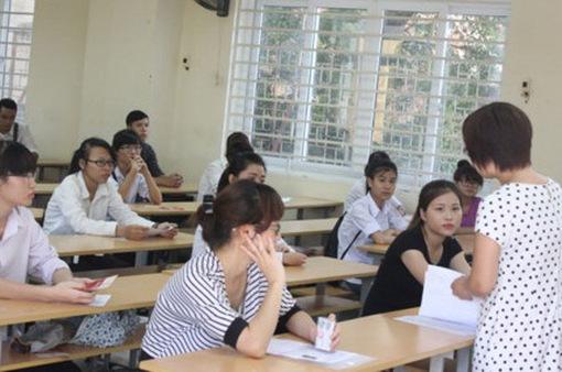 Các trường tổ chức ôn tập bám sát đề thi tham khảo