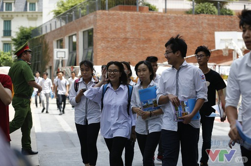 Nhiều trường đại học công bố danh sách thí sinh được tuyển thẳng