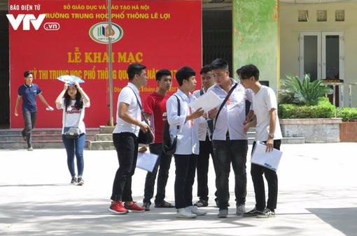 Thi THPT Quốc gia 2017: Đề thi Toán vừa sức với thí sinh