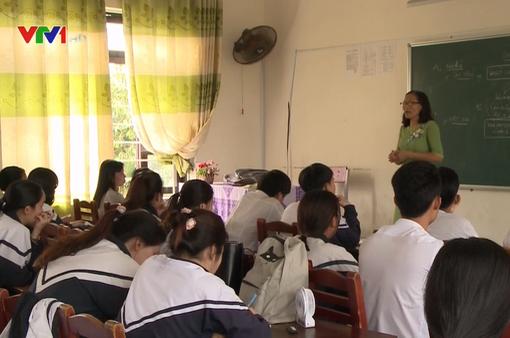 Học sinh Quảng Nam lúng túng trước kỳ thi tốt nghiệp THPT 2017