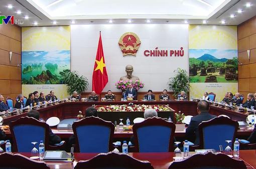 Thủ tướng gặp mặt Hội truyền thống đường Hồ Chí Minh trên biển