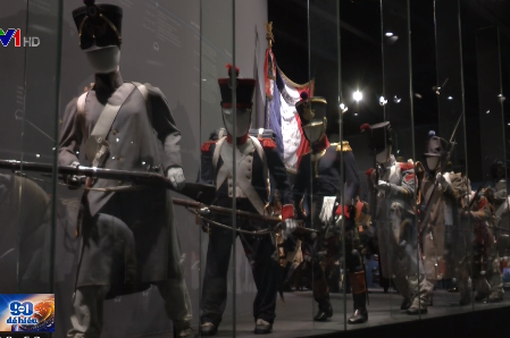 Tái hiện trận đánh Waterloo qua công nghệ thực tại ảo