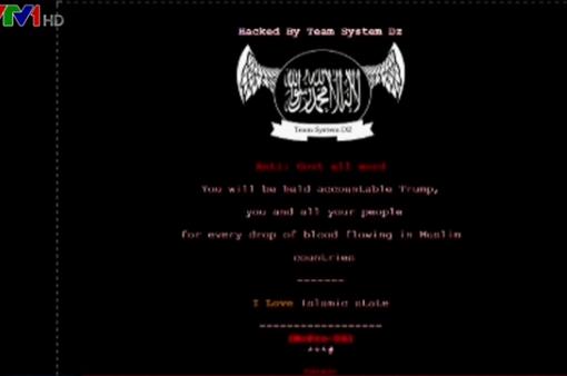 Tin tặc tấn công các trang mạng Chính phủ Mỹ