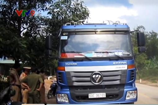 Đồng Nai: Tai nạn chết người trên đường chuyên dụng chở đá