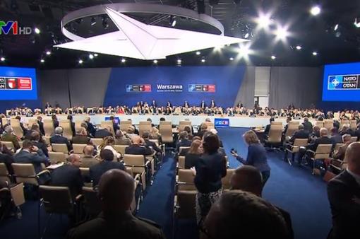 Hội nghị thượng đỉnh của NATO: Trông chờ quan điểm của Tổng thống Mỹ