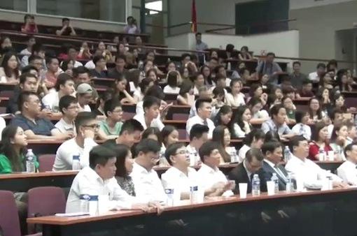 Khai mạc Trại hè thanh niên - sinh viên Việt Nam toàn châu Âu 2017