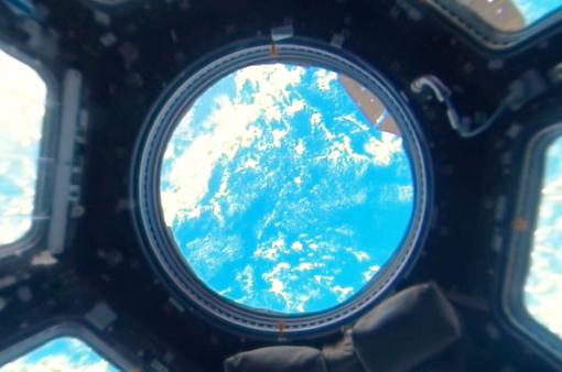 Công bố hình ảnh 360 độ của Trái Đất từ trạm không gian quốc tế
