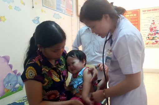 Khánh Hòa: Gia tăng bệnh nhi nhập viện do nắng nóng