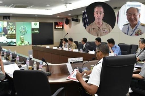 Hàn Quốc, Mỹ, Nhật Bản thảo luận vấn đề Triều Tiên