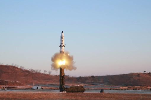 Hàn Quốc xác nhận Triều Tiên phóng thử tên lửa