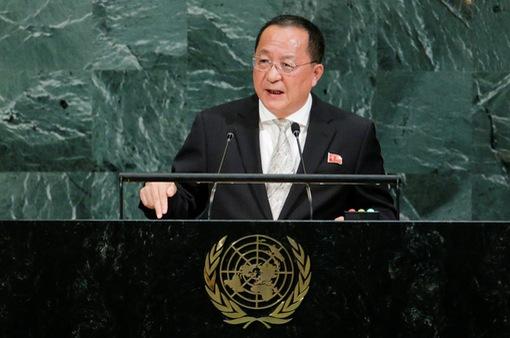 Triều Tiên cảnh báo đáp trả những đe dọa