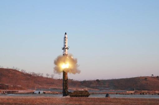 Triều Tiên lại thử tên lửa và tiếp tục thất bại