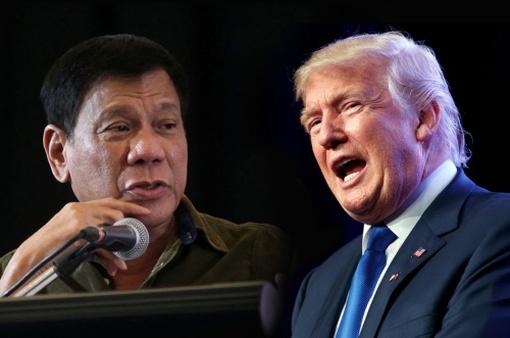 Tổng thống Mỹ mời người đồng cấp Philippines thăm Nhà Trắng