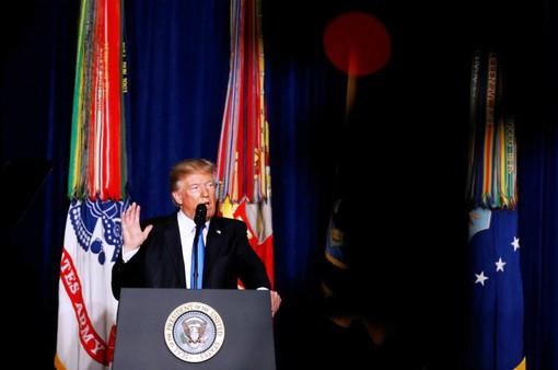 Mỹ tuyên bố chiến lược mới tại Afghanistan và Nam Á