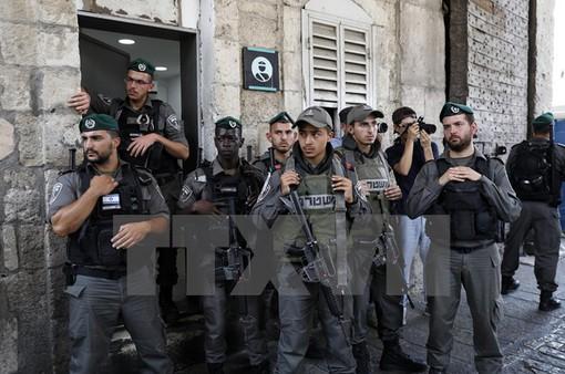 Đụng độ tại Jerusalem khiến hàng chục người thương vong