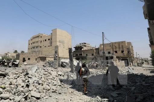 Vòng hòa đàm Syria tại Astana bị hoãn lại sang tháng 9