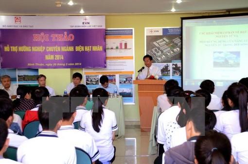 Khai trương Trung tâm an toàn hạt nhân tại Đại học Đà Lạt