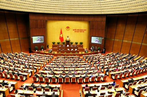 VTV sẽ THTT về 13 nội dung tại Kỳ họp thứ 4, Quốc hội khóa XIV