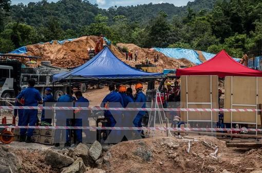 Sạt lở đất tại Malaysia: 11 người chết và mất tích