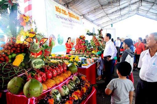 Khám phá nét văn hóa sông nước qua Ngày hội du lịch sinh thái Phong Điền-Cần Thơ