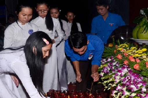 An Giang tổ chức lễ tưởng niệm các nạn nhân tai nạn giao thông