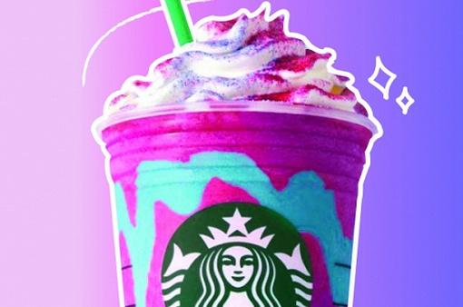 Starbucks ra mắt đồ uống đổi màu