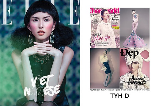 ''Kate Moss Việt Nam'' là thí sinh cuối cùng của Vietnam's Next Top Model All Stars 2017