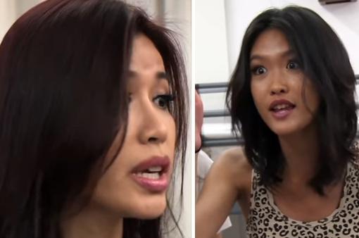 Asia's Next Top Model: Minh Tú tranh cãi gay gắt với người đẹp Indonesia