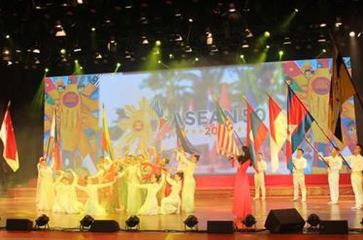Khai mạc Liên hoan ca múa nhạc ASEAN 2017