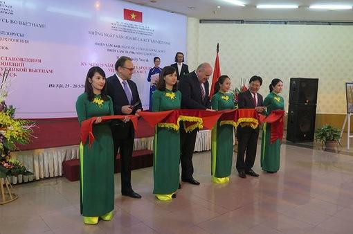 """Sôi nổi """"Những ngày văn hóa Belarus tại Việt Nam"""""""