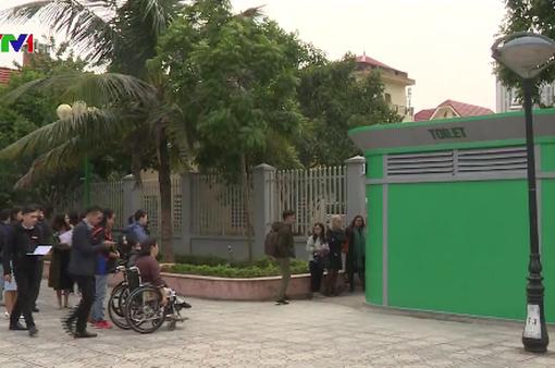 Hà Nội có thêm 50 nhà vệ sinh công cộng
